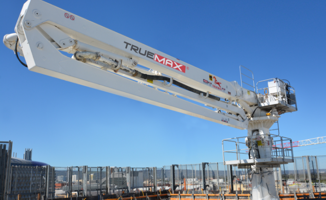 28M Concrete Placing boom-Truemax